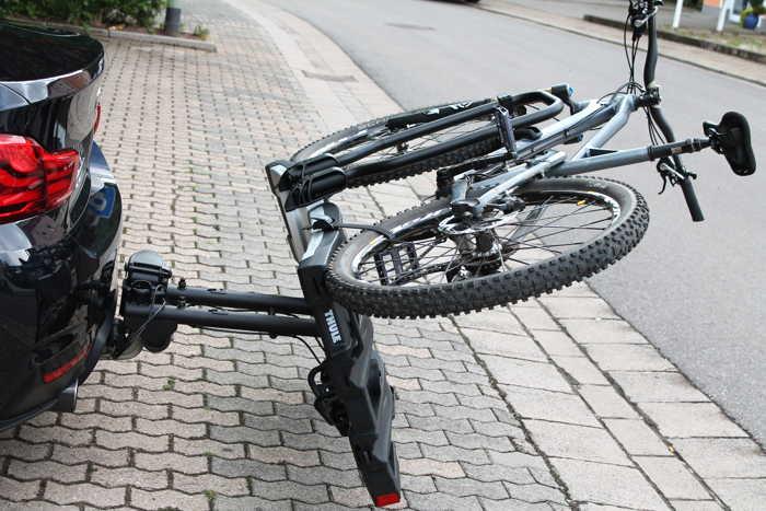 04a58124211c1f Fahrradträger für die Anhängerkupplung  Tests und Kaufberatung ...