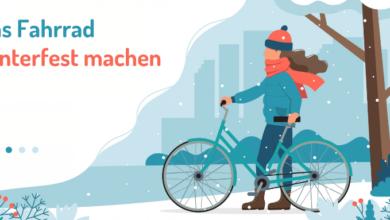 Photo of Das Fahrrad winterfest machen in 7 Schritten