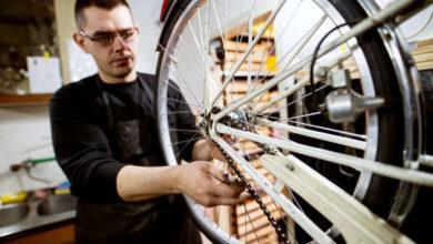 Photo of Fahrradkette reinigen und Gangschaltung am Fahrrad einstellen: Anleitung