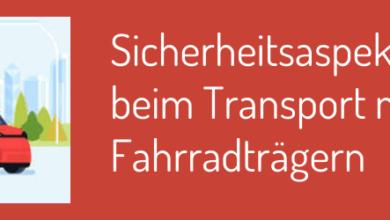 Photo of Sicherheitsaspekte beim Transport mit Fahrradträgern